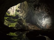 New underground tunnel discovered in Son Doong Cave