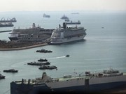 Singapore tops list of maritime capitals