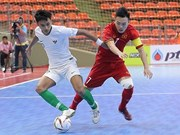 Vietnam in second pot for Asian U20 futsal draw