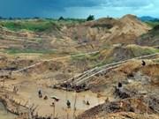 Indonesia: Landslide kills five diamond miners