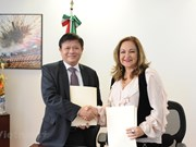 Vietnam News Agency boosts cooperation with Mexican counterpart