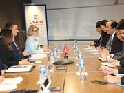Vietnam, USAID look to strengthen cooperation