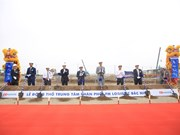 FM Logistic breaks ground for new distribution centre in Vietnam