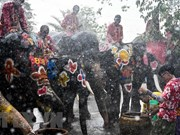 Thai PM calls for unity to keep peace during Songkran festival