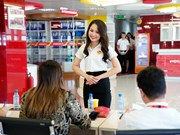 Vietjet recruits cabin crews to serve network development strategy