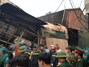 Deputy PM asks to clarity Hanoi workshop blaze cause