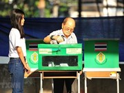 Thailand's re-election no later than April 28
