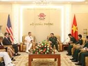 Defence Minister meets USINDOPACOM Commander