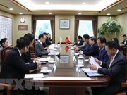 Vietnam wants to learn from RoK's experience in fighting corruption: official