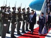 PM Nguyen Xuan Phuc begins Czech visit
