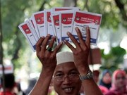Indonesia's biggest election kicks off
