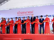 OCOP International Trade Fair opened in HCM City