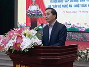 Nghe An works to enhance ties with Japanese partners