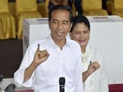 Indonesian President calls for national unity after election