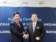FPT, Japan's SBI launch retail point rewards programme