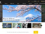 Japanese travel website inaugurates Vietnamese version