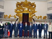 PM receives OANA members' leaders