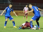 V. League 1 ranked fifth in Southeast Asia