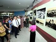 Exhibition opens on Dien Bien Phu victory