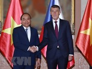 Czech media: PM Phuc's visit enhances bilateral cooperation