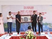 Quang Ninh chairman receives OANA delegation