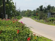 Dong Nai province's rural district gets well-deserved makeover