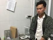 Smuggler of 17 heroin bricks arrested in Son La province