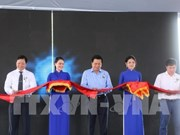 Clean water plant inaugurated in Long An