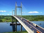 HCM City, Dong Nai seek urgent approval of Cat Lai bridge project