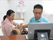 Dak Lak children screened for congenital heart diseases