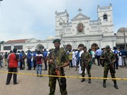 Vietnamese leaders convey condolences over bombing series in Sri Lanka