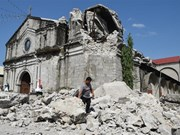Death toll of Philippines earthquake continues rising