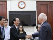 Belgian province, Ho Chi Minh City boost ties
