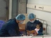Liver transplant on youngest, lightest patient successful