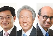 Singapore continues cabinet reforms