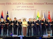 ASEAN economic ministers discuss RCEP negotiations, ASW completion