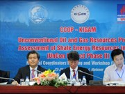 Asian countries cooperate to assess potential of shale oil and gas resources