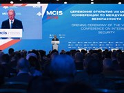 Vietnam attends Moscow conference on int'l security