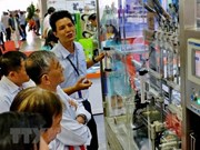Hanoi int'l plastic, rubber, packing industry exhibition 2019 opens