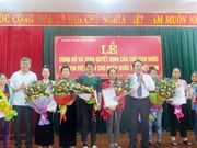 Lao citizens naturalised in Dien Bien northern province