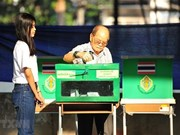Thailand: election results not to be affected by vote rerun