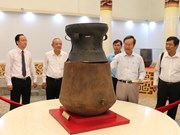 Binh Duong promotes archaeological values