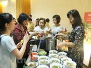 ASEAN Charity Food Fair takes place in Indonesia