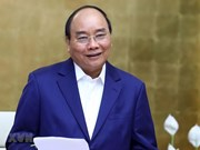 PM Nguyen Xuan Phuc leaves for Belt and Road Forum in Beijing