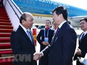 PM arrives in Beijing for second Belt and Road Forum