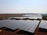 Third solar power plant in Dak Lak inaugurated