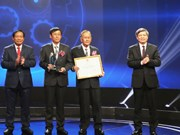 Vietnam Appropriate Technology Competition solutions honoured