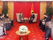 Vietnam pays heed to resolving issues in ties with Japan
