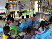 Cambodia reduces school hours over heat waves