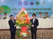 Da Nang hosts ninth Asia-Oceania Esperanto Congress